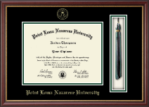 Point Loma Nazarene University Diploma Frame - Tassel Edition Diploma Frame in Newport