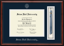 Seton Hall University Diploma Frame - Tassel Edition Diploma Frame in Southport