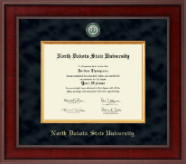 North Dakota State University Diploma Frame - Presidential Masterpiece Diploma Frame in Jefferson