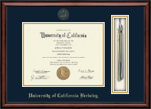 University of California Berkeley Diploma Frame - Tassel Edition Diploma Frame in Southport
