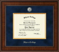 Ithaca College Diploma Frame - Presidential Masterpiece Diploma Frame in Madison