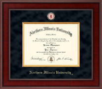 Northern Illinois University Diploma Frame - Presidential Masterpiece Diploma Frame in Jefferson