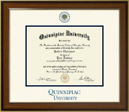 Quinnipiac University Diploma Frame - Dimensions Diploma Frame in Westwood