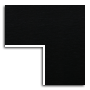 Satin Black Primary Mat