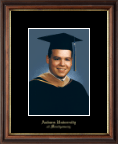 Auburn University Montgomery Photo Frame - Embossed Photo Frame in Williamsburg