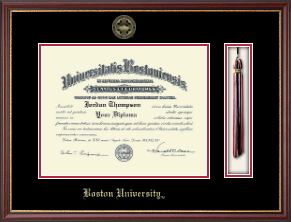 Campus Images Boise State University 14w x 11h Tassel Box and Diploma Frame