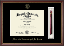 Maryville University of St. Louis Diploma Frame - Tassel Edition Diploma Frame in Newport
