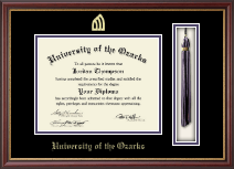 University of the Ozarks Diploma Frame - Tassel Edition Diploma Frame in Newport