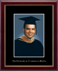 The University of Tennessee Martin Photo Frame - Embossed Photo Frame in Galleria