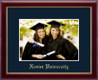 Xavier University Photo Frame - Embossed Photo Frame in Galleria