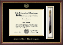University of Washington Diploma Frame - Tassel Edition Diploma Frame in Newport