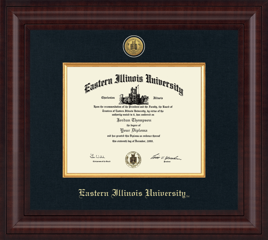 Berühmt University Of Illinois Diploma Frame Bilder ...