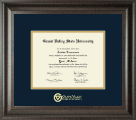 Grand Valley State University Diploma Frames Church