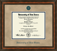 University of New Haven Diploma Frame - Heirloom Edition Diploma Frame in Ashford