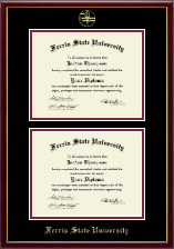 Ferris State University Diploma Frames Church Hill