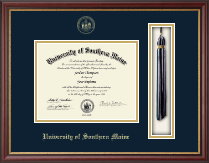 University of Southern Maine Diploma Frame - Tassel Edition Diploma Frame in Newport