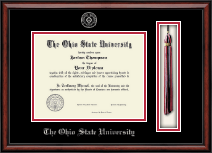 The Ohio State University Diploma Frame - Tassel Edition Diploma Frame in Southport