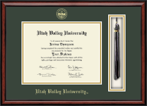 Utah Valley University Diploma Frame - Tassel Edition Diploma Frame in Southport