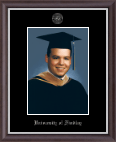 The University of Findlay Photo Frame - Embossed Photo Frame in Devon