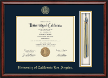 University of California Los Angeles Diploma Frame - Tassel Edition Diploma Frame in Southport