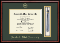 Humboldt State University  Diploma Frame - Tassel Edition Diploma Frame in Southport