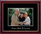 Angelo State University Photo Frame - Embossed Photo Frame in Galleria