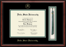 Delta State University  Diploma Frame - Tassel Edition Diploma Frame in Southport