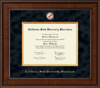 California State University Stanislaus Diploma Frame - Presidential Masterpiece Diploma Frame in Madison
