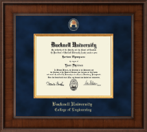 Bucknell University Diploma Frame - Presidential Masterpiece Diploma Frame in Madison