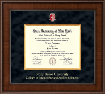 Stony Brook University Diploma Frame - Presidential Masterpiece Diploma Frame in Madison
