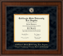 California State University Los Angeles Diploma Frame - Presidential Masterpiece Diploma Frame in Madison