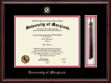 University of Maryland, College Park Diploma Frame - Tassel Edition Diploma Frame in Southport