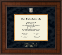 Ball State University Diploma Frame - Presidential Masterpiece Diploma Frame in Madison
