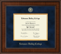 Lebanon Valley College Diploma Frame - Presidential Masterpiece Diploma Frame in Madison