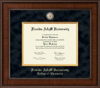 Florida A&M University Diploma Frame - Presidential Masterpiece Diploma Frame in Madison