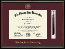 Florida State University Diploma Frame - Tassel Edition Diploma Frame in Southport