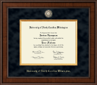University of North Carolina Wilmington Diploma Frame - Presidential Masterpiece Diploma Frame in Madison