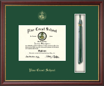 Pine Crest School Diploma Frame - Tassel Edition Diploma Frame in Newport