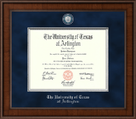 The University of Texas at Arlington Diploma Frame - Presidential Masterpiece Diploma Frame in Madison