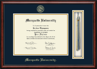 Marquette University Diploma Frame - Tassel Edition Diploma Frame in Southport