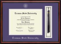 Truman State University Diploma Frame - Tassel Edition Diploma Frame in Southport