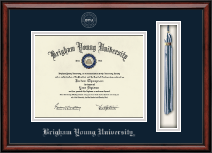 Brigham Young University Utah Diploma Frame - Tassel Edition Diploma Frame in Southport