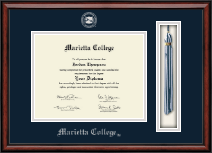 Marietta College Diploma Frame - Tassel Edition Diploma Frame in Southport