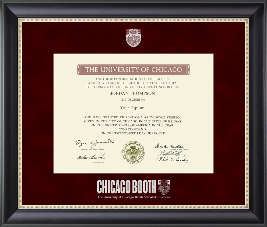 University Of Chicago Booth School Of Business Regal
