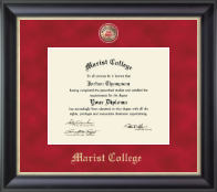 Marist College Diploma Frame - Regal Edition Diploma Frame in Noir