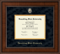 Grambling State University Diploma Frame - Presidential Masterpiece Diploma Frame in Madison