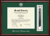 Marshall University Diploma Frame - Tassel Edition Diploma Frame in Southport