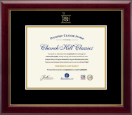 Pharmacy Certificate Frames and Gifts Certificate Frame - Embossed Pharmacy Certificate Frame in Gallery