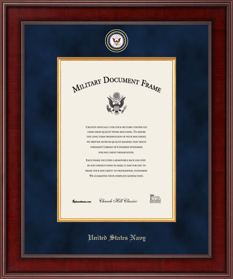 United States Navy Vertical 10 Quot X14 Quot Presidential