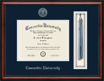 Concordia University Portland Diploma Frame - Tassel Edition Diploma Frame in Southport